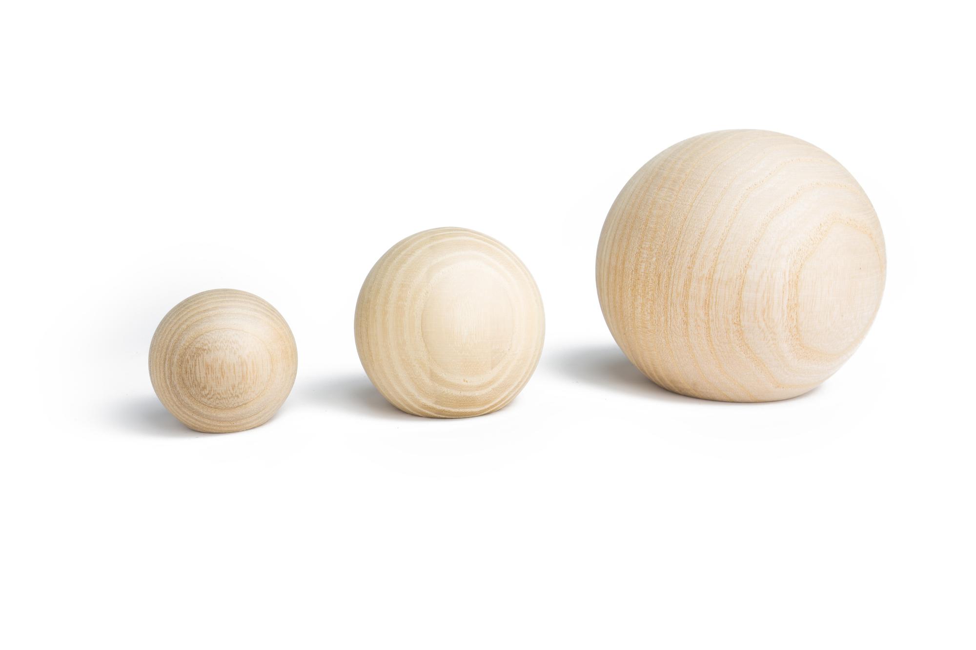 Balls Wandhaken 3-er Set Kommod