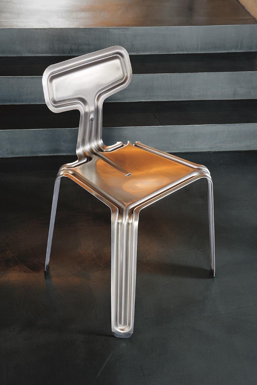 Pressed Chair Stuhl Nils Holger Moormann