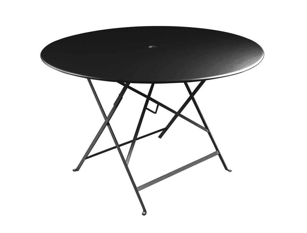 Bistro Outdoor Tisch rund Fermob