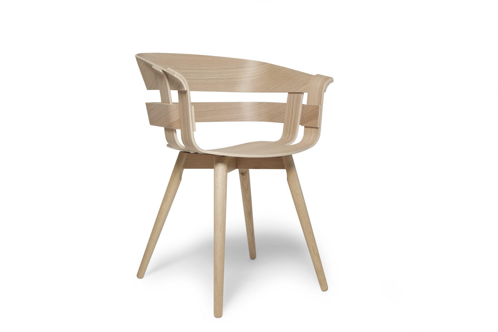 Wick Chair Stuhl Design House Stockholm-Eiche