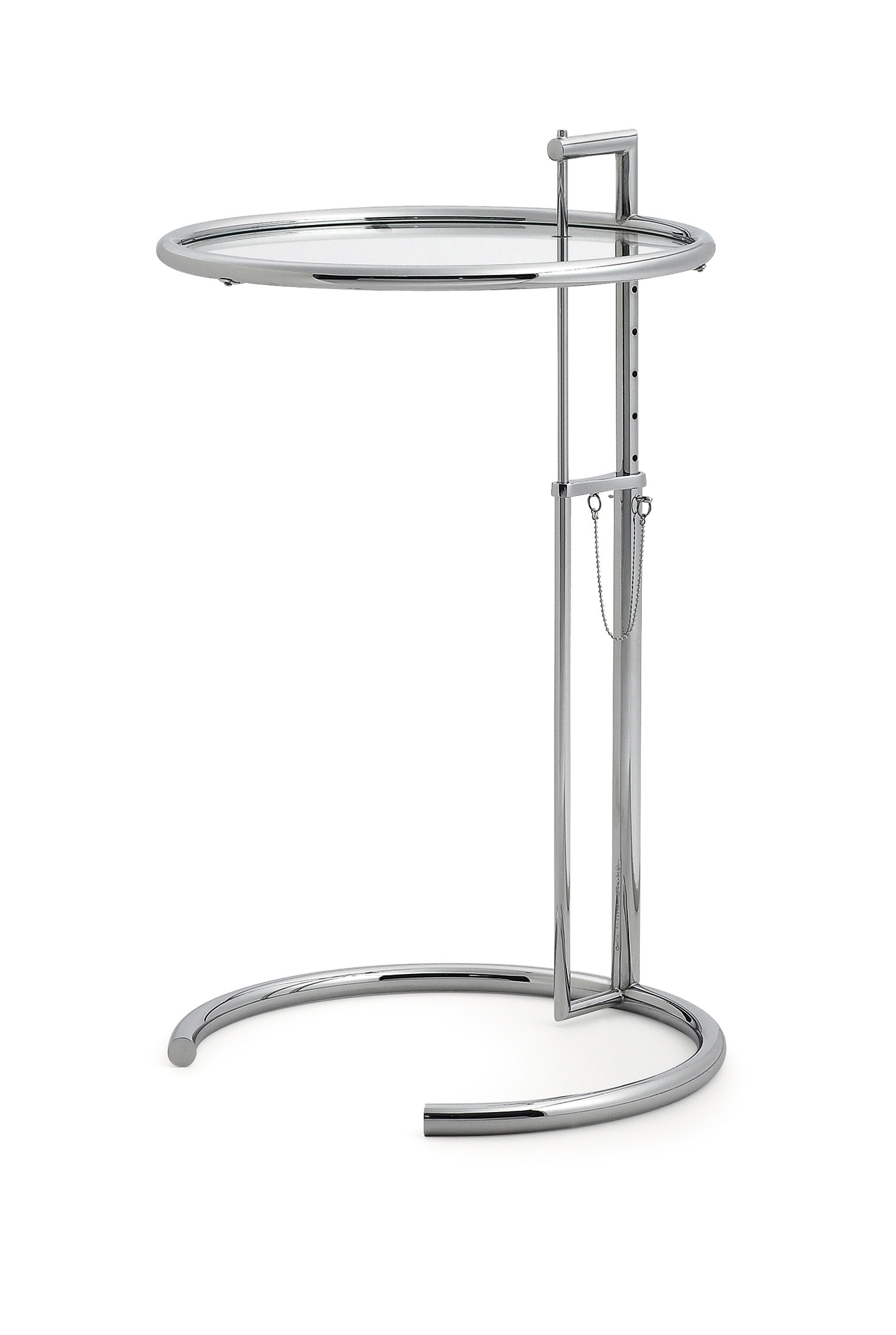 Adjustable Table E 1027 Beistelltisch ClassiCon