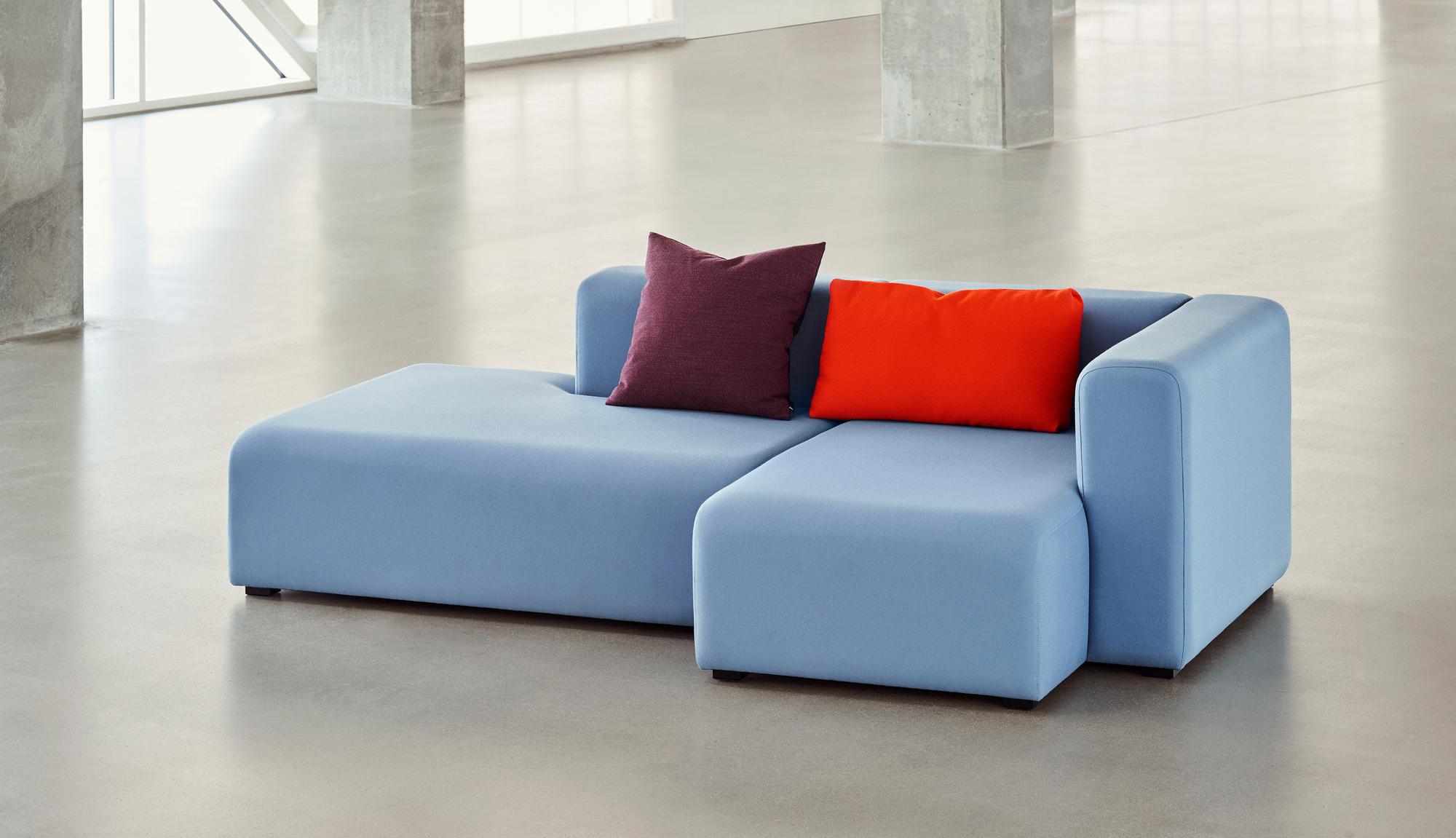 Mags Sofa 2 1/2 Sitzer Combination 3 Hay
