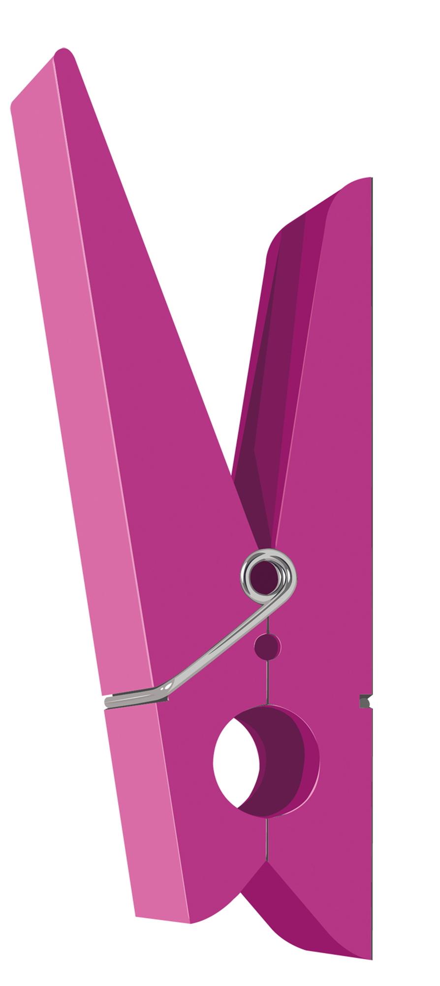 Pince Alors Kleiderhaken Swabdesign Pink