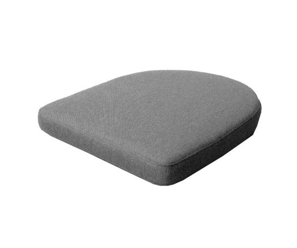 Derby Sitzkissen für Sessel Cane-Line grau
