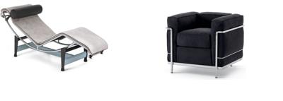 Bauhaus Stil Sitzmöbel