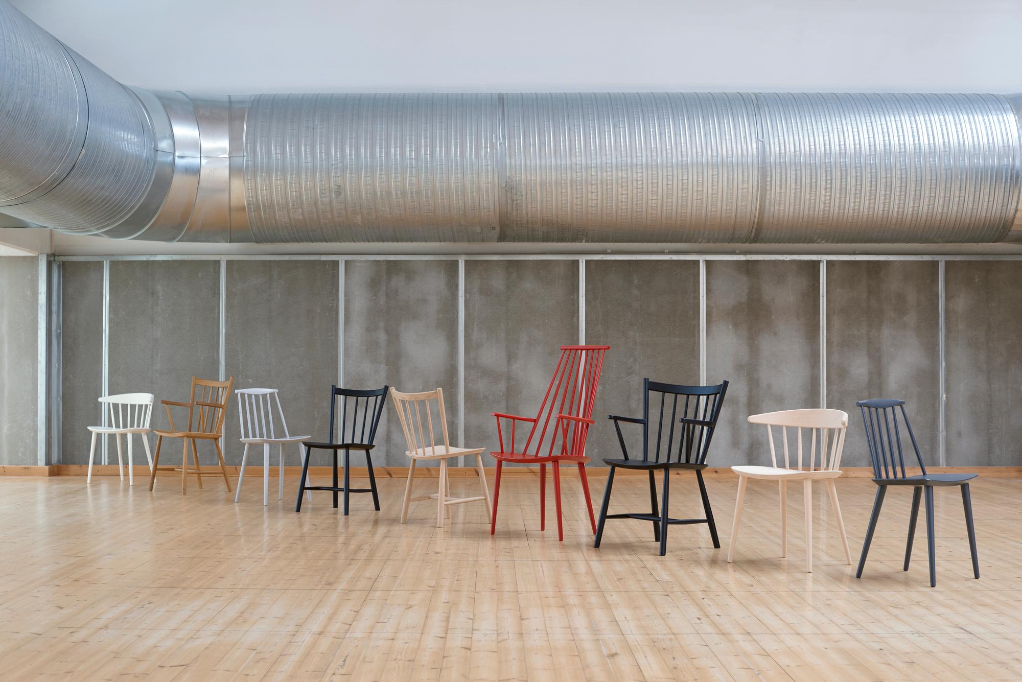 J77 / J 77 Chair Stuhl Hay
