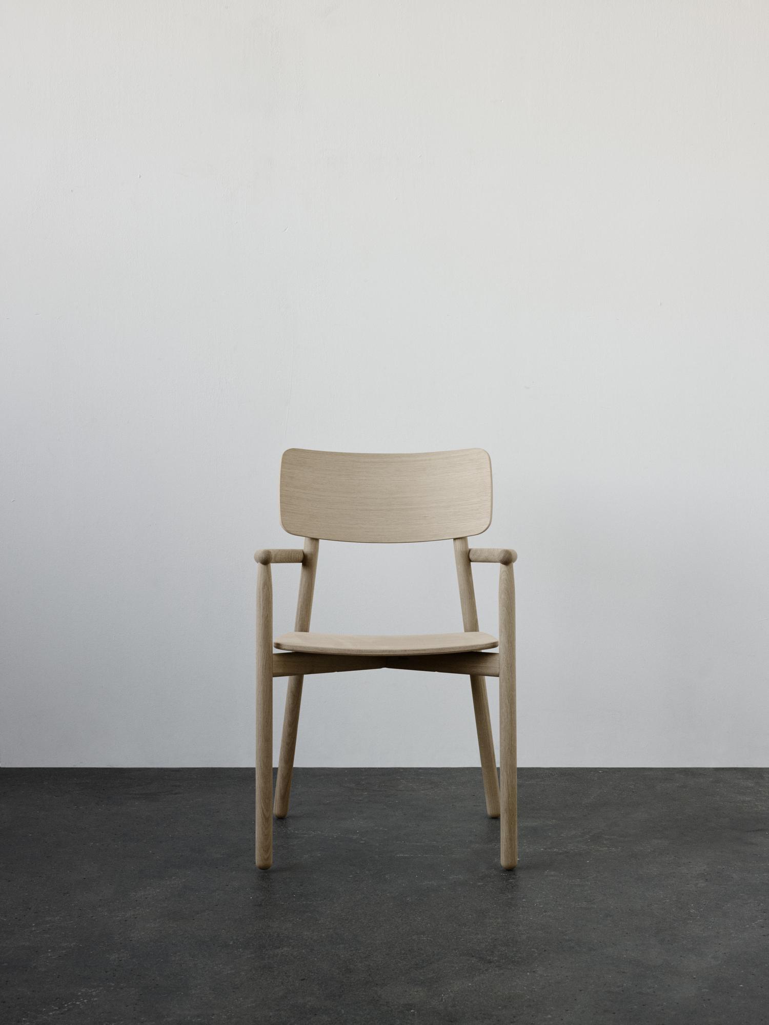Hven Armchair Stuhl Eiche Skagerak