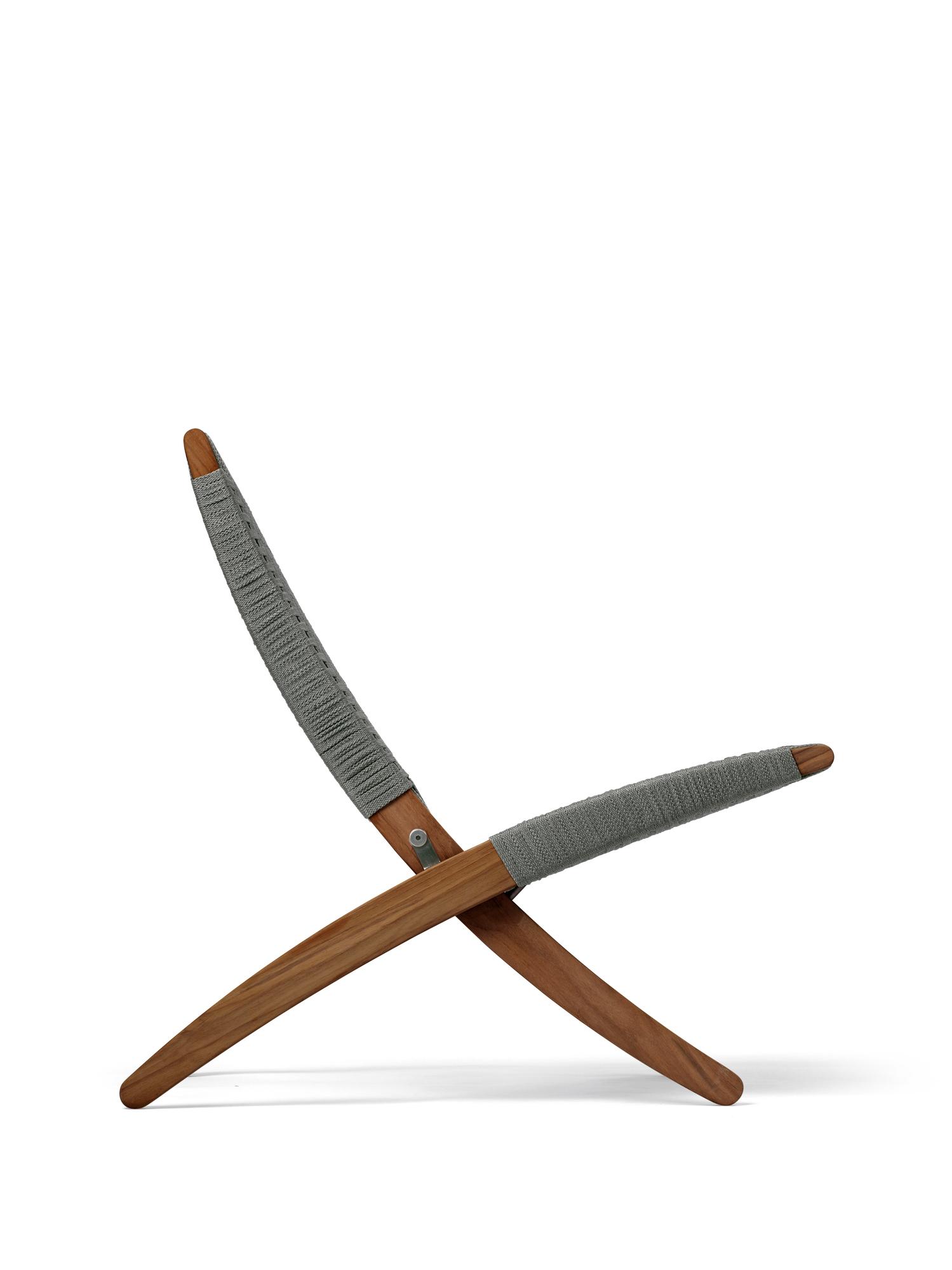 Cuba Chair Outdoor Sessel Carl Hansen & Søn