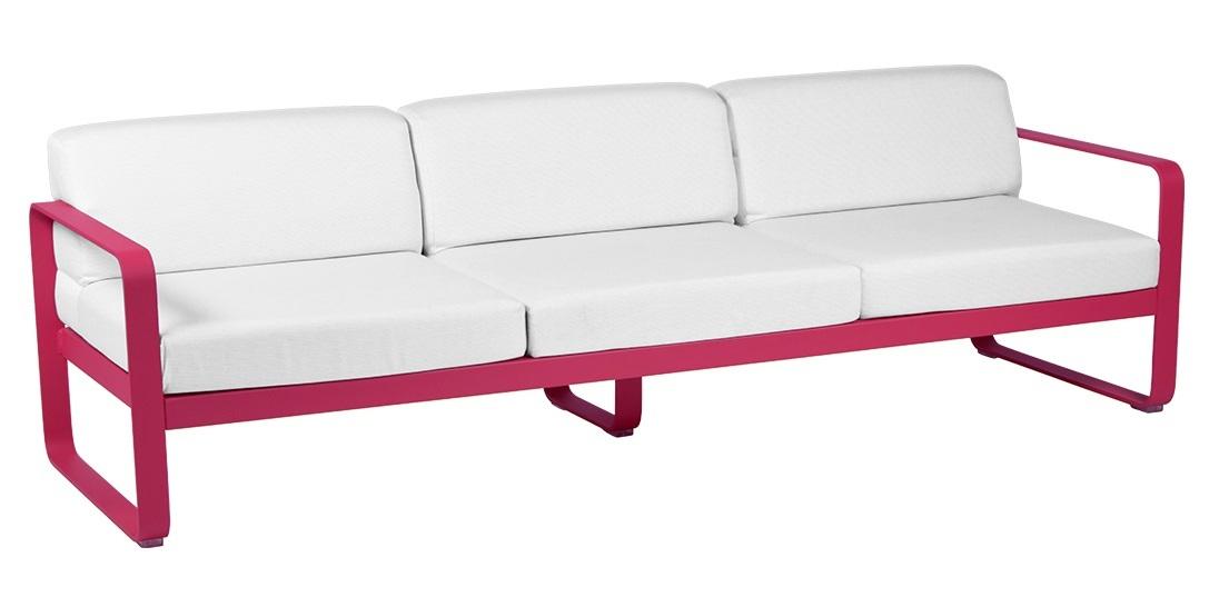 Bellevie Outdoor 3-Sitzer Sofa Fermob