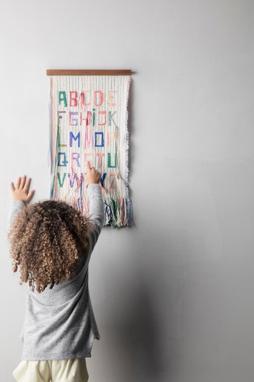 ABC Wall Deco Wanddekoration Ferm Living