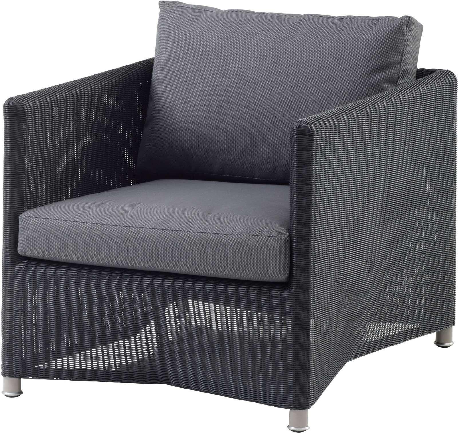 Diamond Outdoor Lounge Sessel Cane-Line