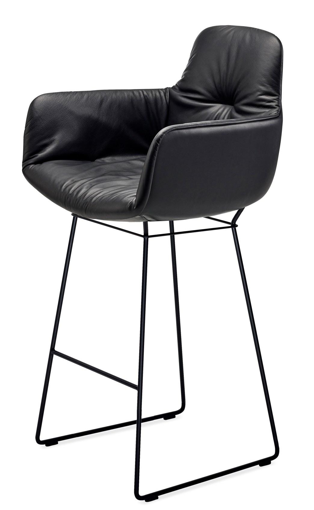 Leya Counter Armchair High Barhocker Freifrau Sitzmöbelmanufaktur