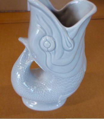 Gluckigluck Karaffe / Vase-hellgrau
