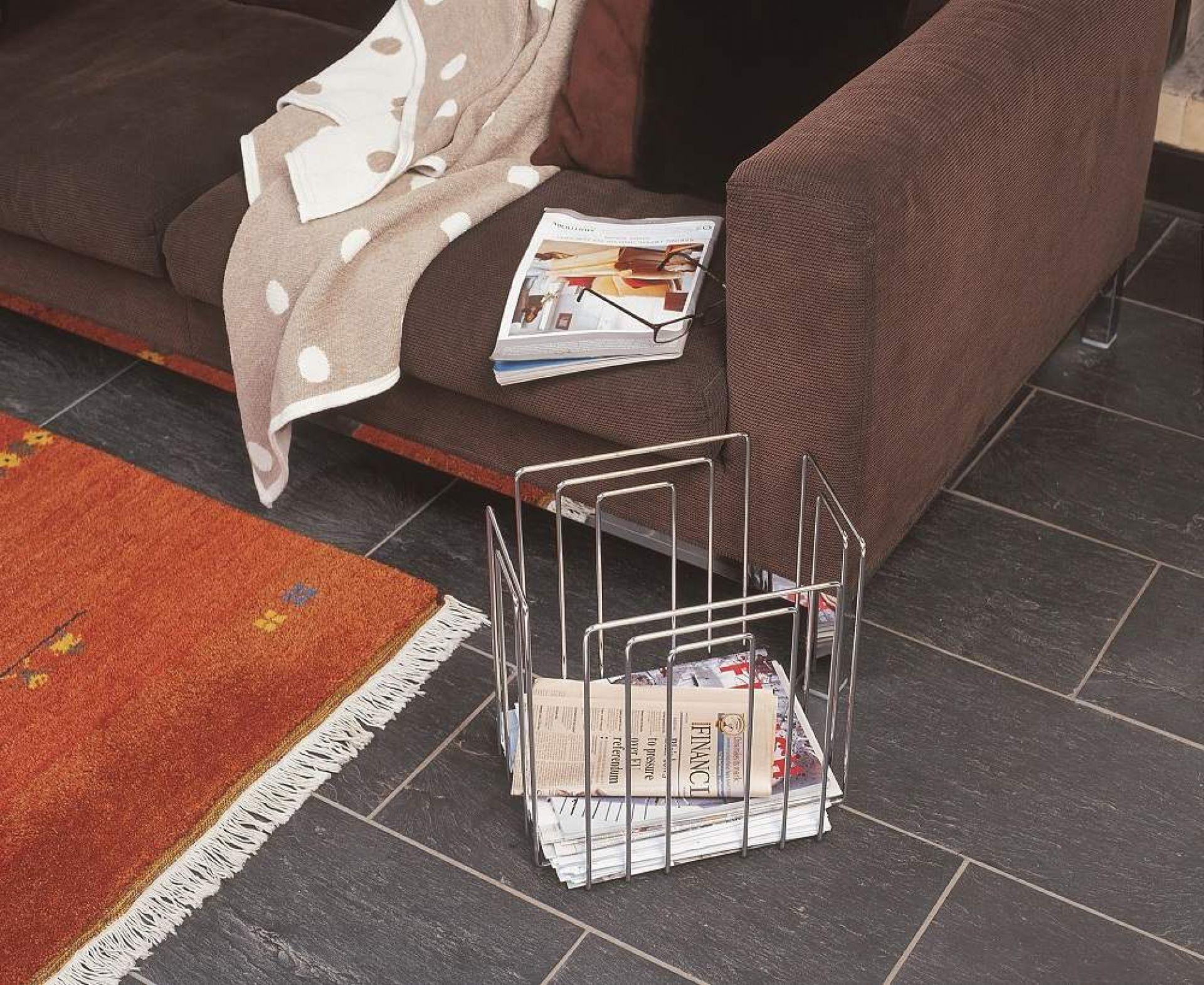 DER PAPIERSAMMLER Papiersammler/Zeitungsbinder compact MERLO | T