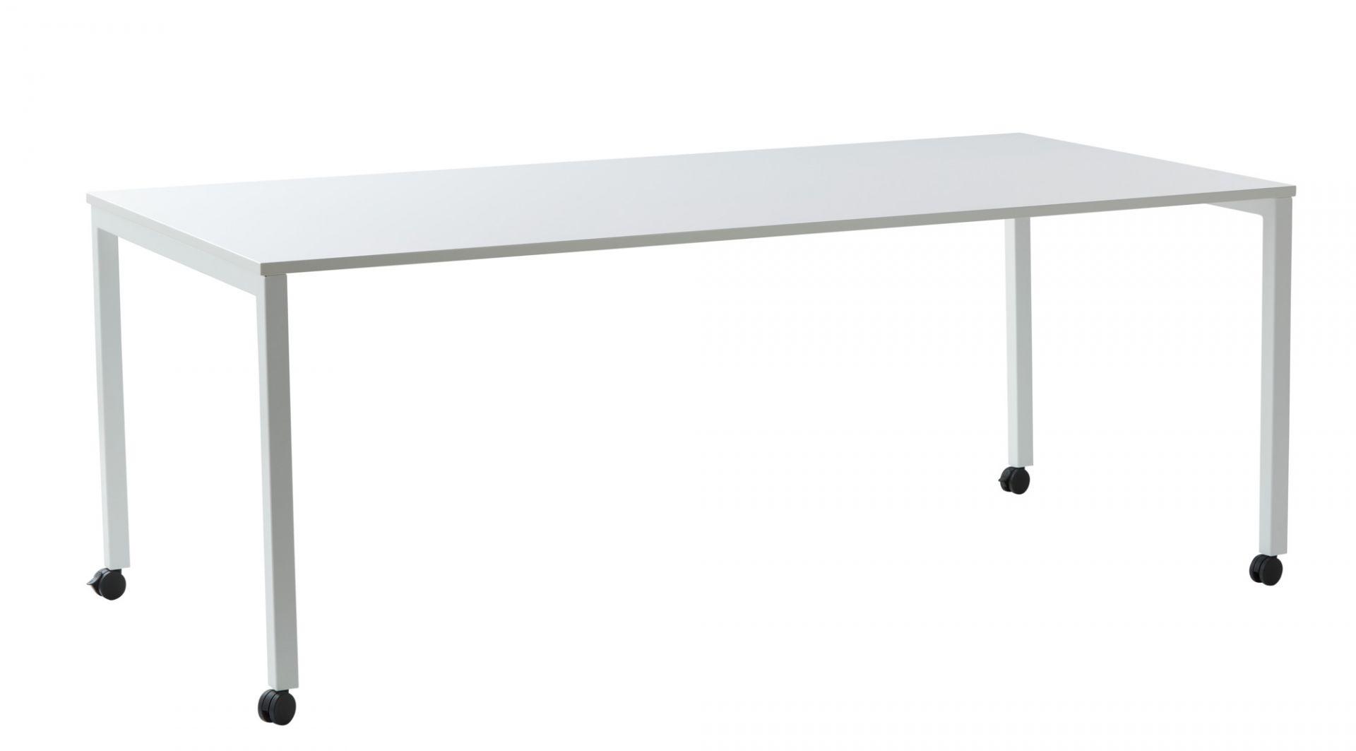 Panton Move Tisch Weiß Verpan