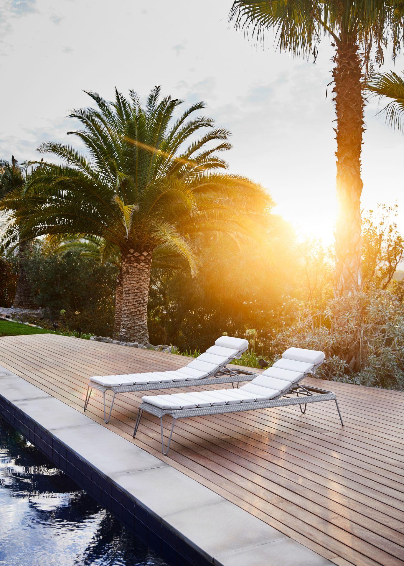 Breeze Outdoor Sonnenliege Cane-Line
