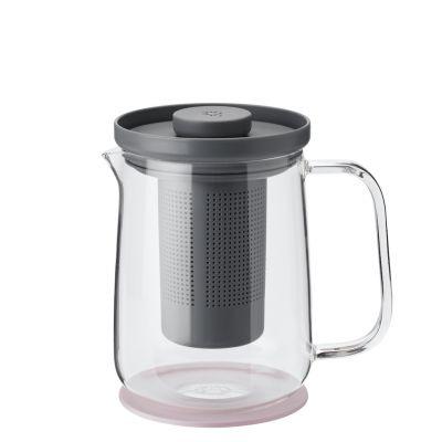 Brew-It Press Tea Maker Teezubereiter 0,7 Liter RIG TIG by Stelton