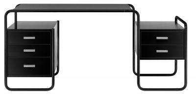 S 285 Stahlrohr Schreibtisch Thonet