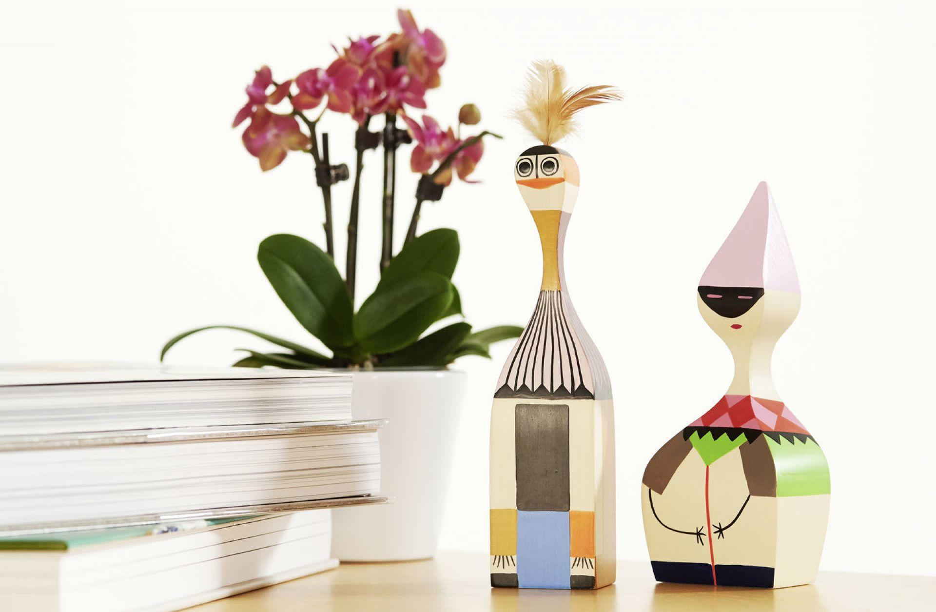 Wooden Dolls Holzfigur Vitra