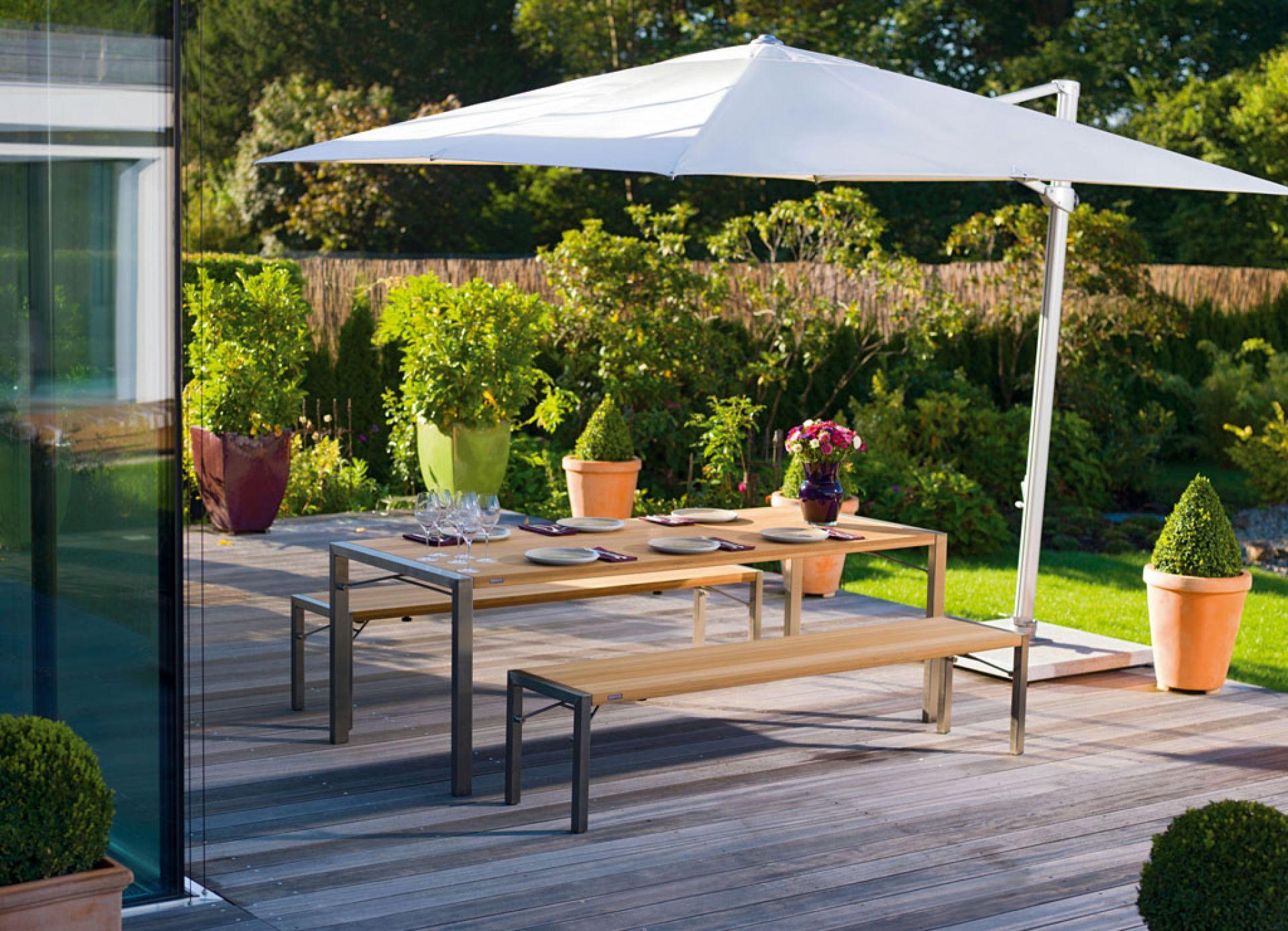 Flip Outdoor Klapp-Tisch Weishäupl