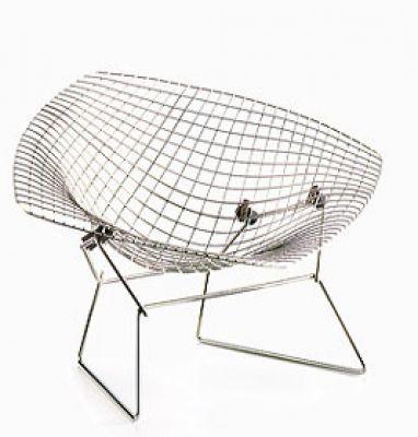 Diamond Chair MINIATUR Stuhl Vitra
