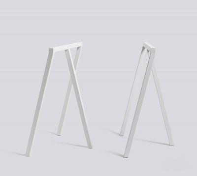 Loop Stand Frame Böcke Hay