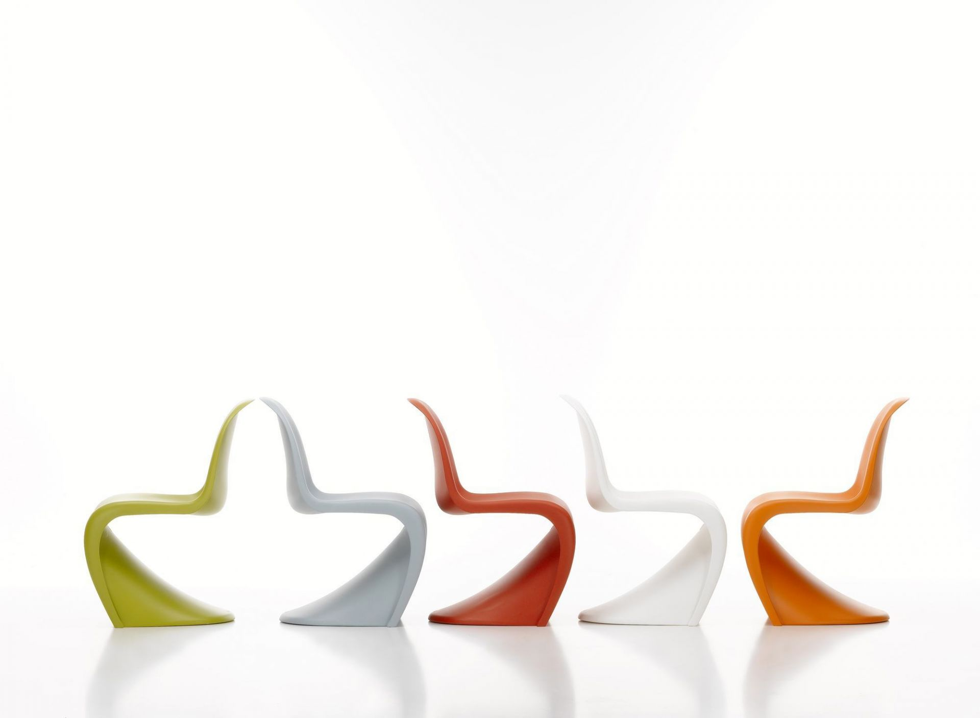 Panton Chair Stuhl Vitra - QUICK SHIP