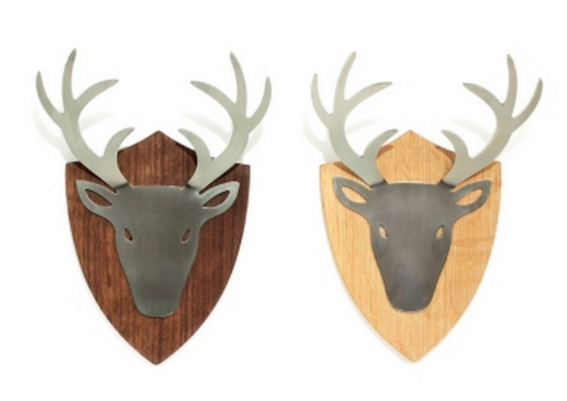 Deer Hook Deluxe Wandhaken Designimdorf