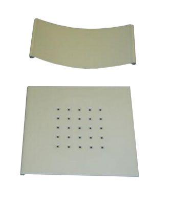 Breeze Sitz- und Rückenlehne - Ersatzteile - Segis Grün
