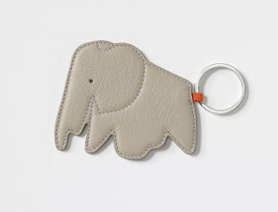 Key Ring Elephant Schlüsselanhänger Vitra-Sand
