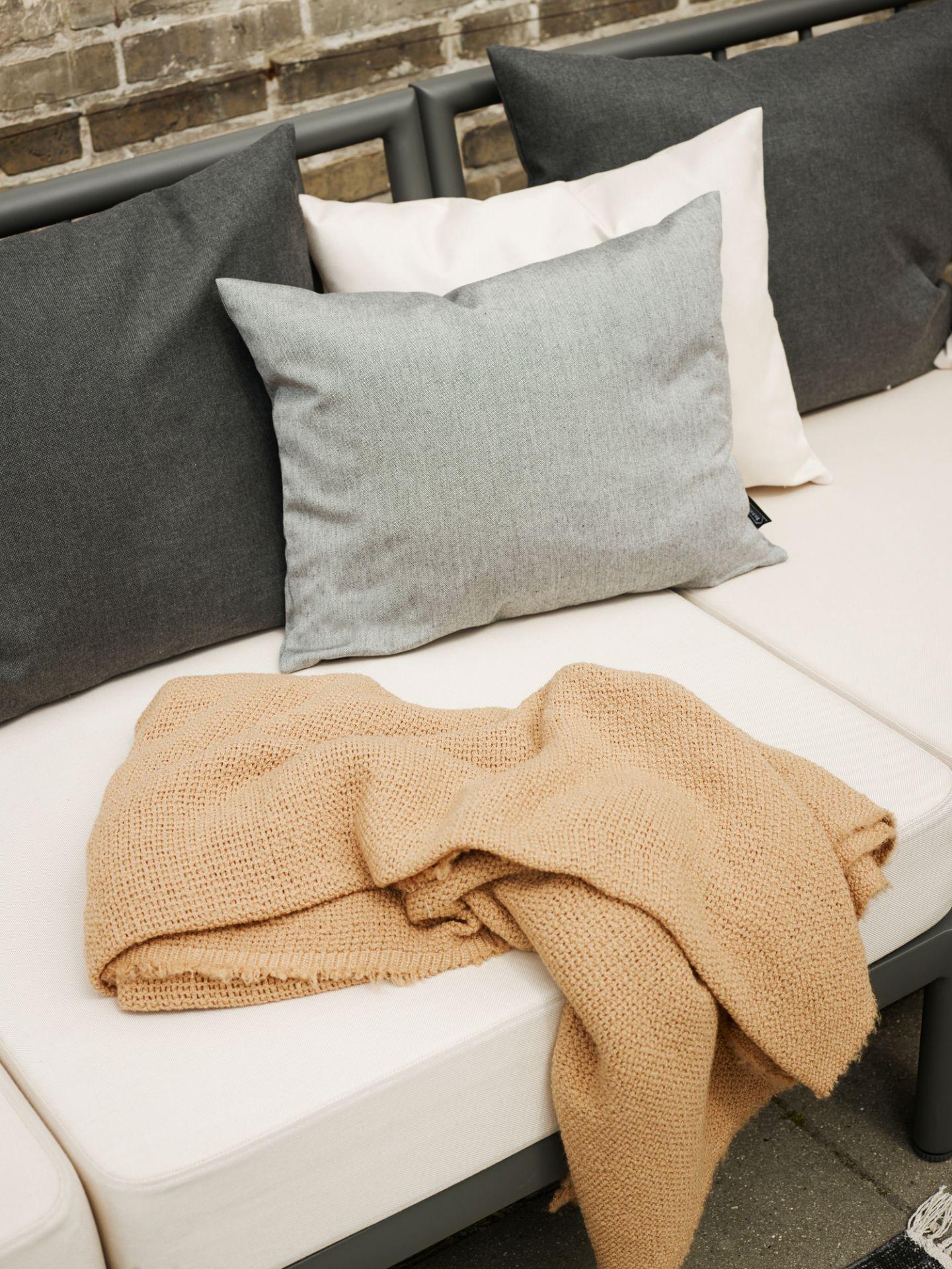 Barriere Pillow 50 x 40 cm Outdoorkissen Skargerak Esche