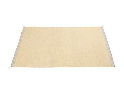 Ply Rug Teppich 170 x 240 cm Muuto-Gelb