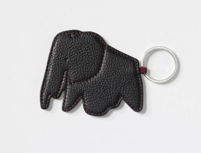 Key Ring Elephant Schlüsselanhänger Vitra-Schwarz