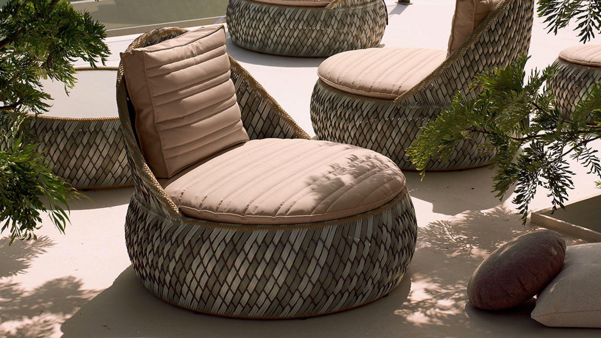 Dala Lounge Chair Sessel Dedon