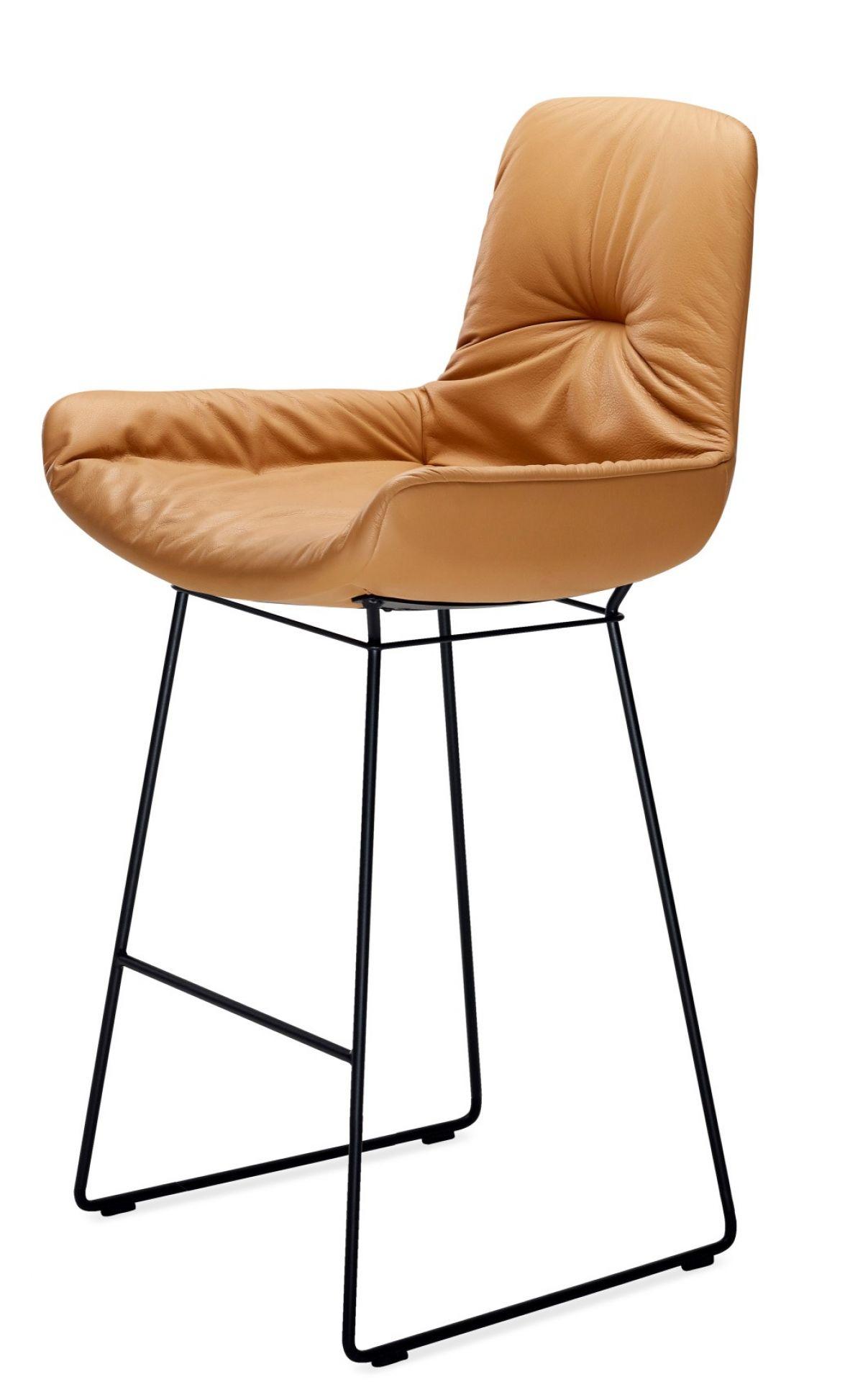 Leya Counter Armchair Low Barhocker Freifrau Sitzmöbelmanufaktur