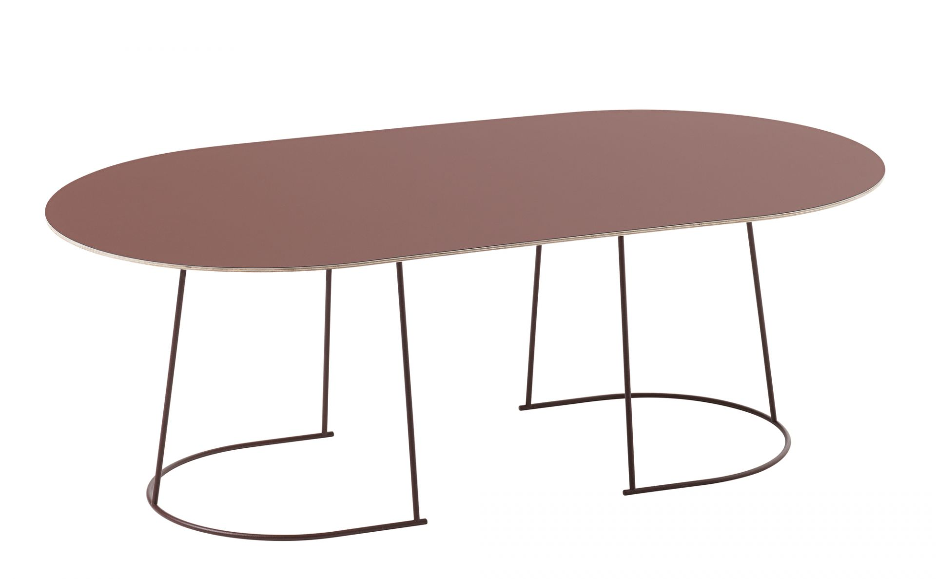 Airy Coffee Table Large Couchtisch Muuto