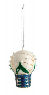 Mughetti e smeraldi Dekokugel MJ16 3 Alessi