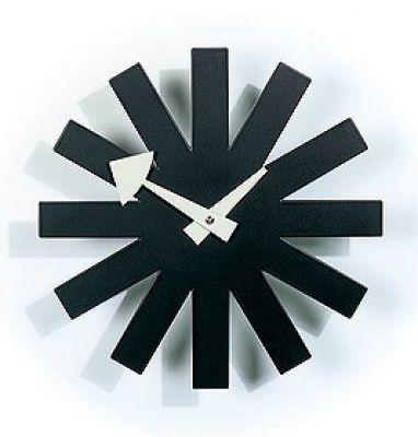 Asterisk Clock Wanduhr Vitra
