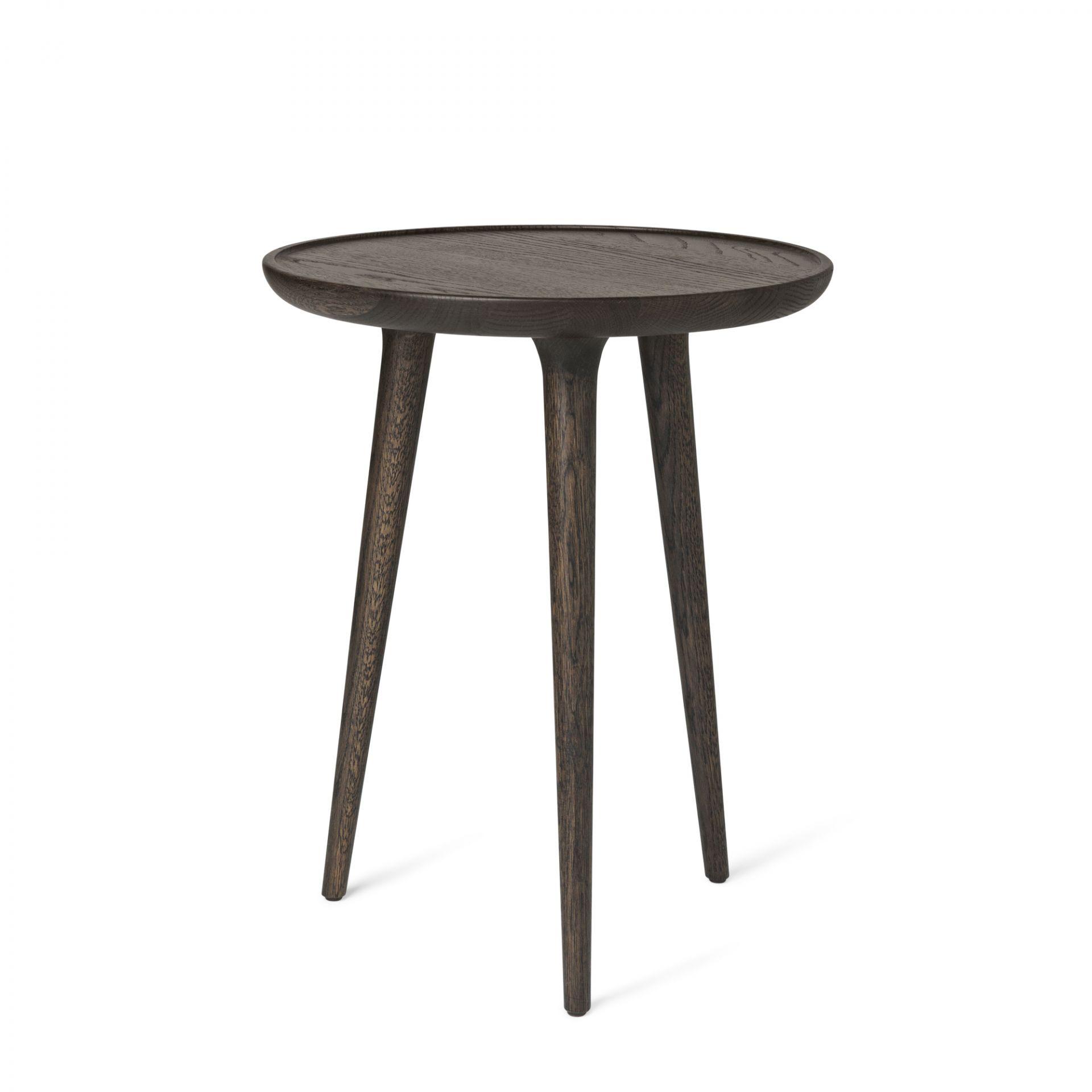 Accent Side Table Medium Eiche Sirka grau Mater