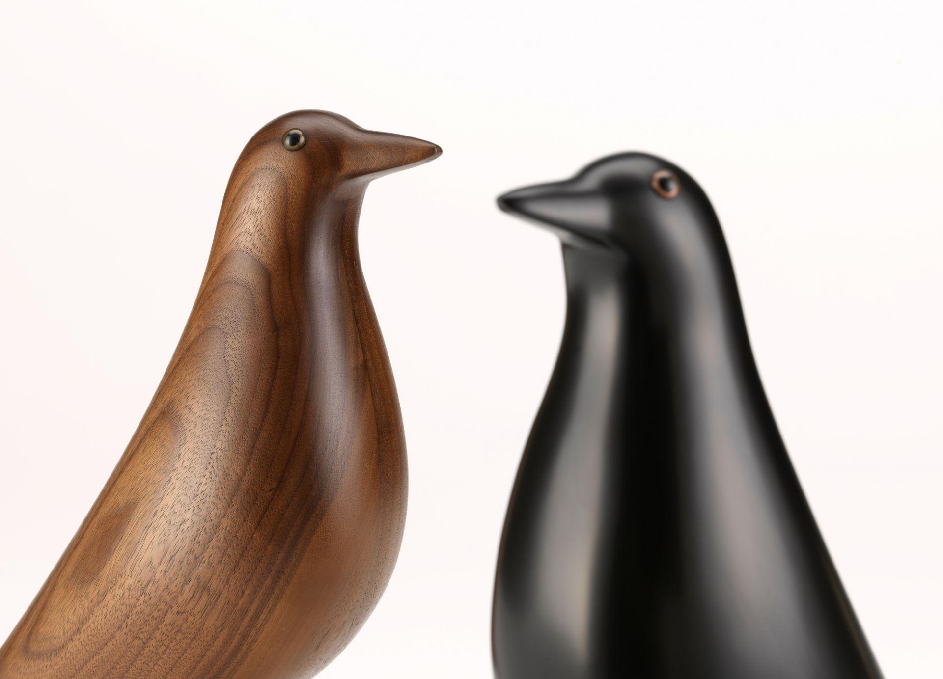 Eames House Bird Skulptur Vitra