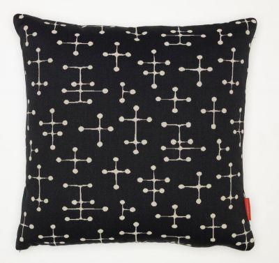 Classic Maharam Pillows Kissen Vitra-Small Dot Pattern Document reverse